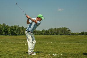 golf schwung